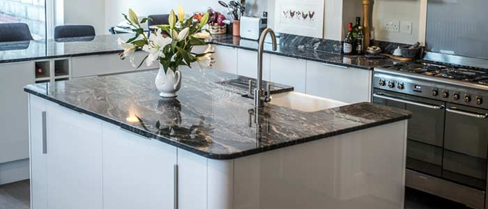 Make Your Kitchen Looks Appealing With Granite Worktops