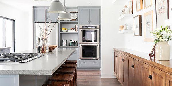 Kitchen in Penshurst