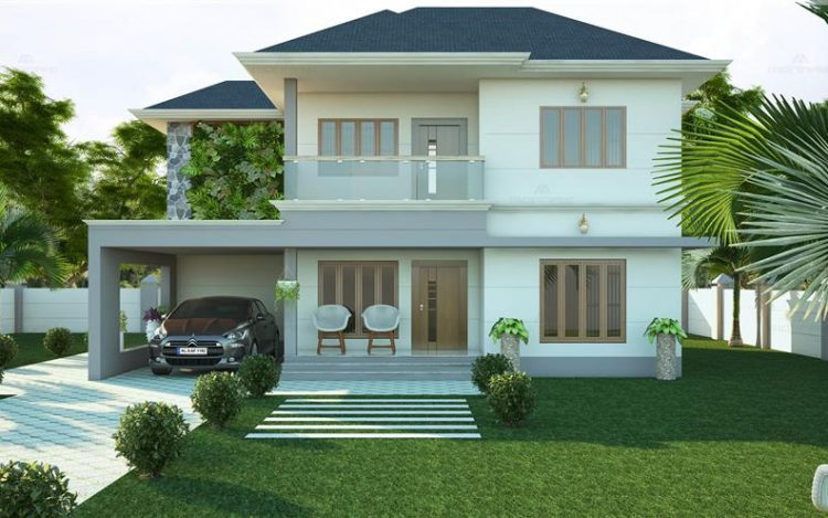 Design Your House Exterior Effectively