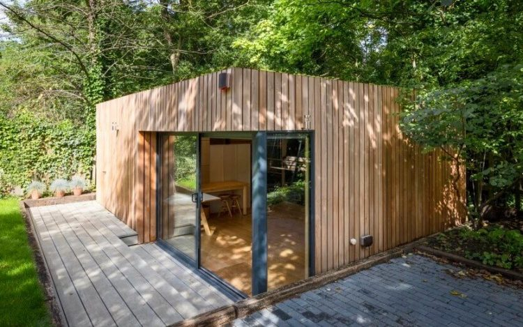 Four reasons why you should build your own posh shed in your backyard