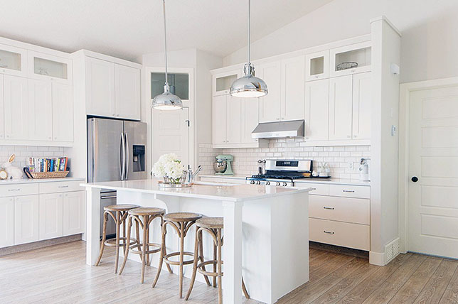 Best Floor and Kitchen Design for Your New Home