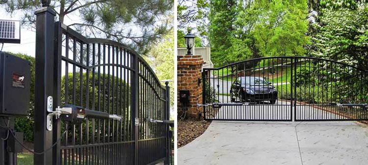 How to choose the best automatic gate opener