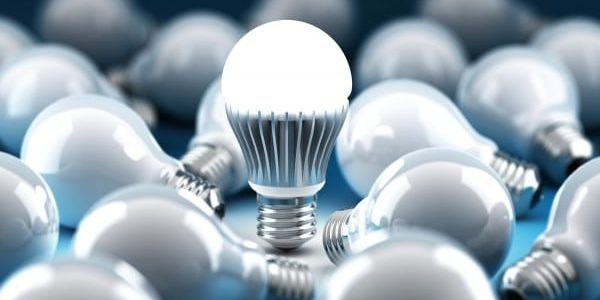 Benefits If Using Emergency Power LED Light Bulb Instead Of Halogen Bulb