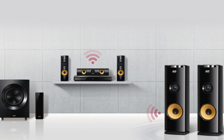Get The Best Home Audio Installation Services