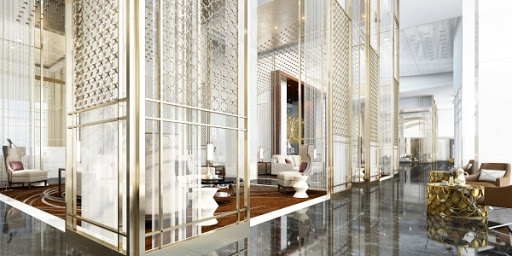 Interiors And Ambience Of Harrison Group