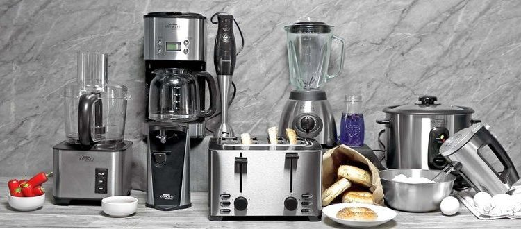 Enhance your best experience with the kitchen appliances