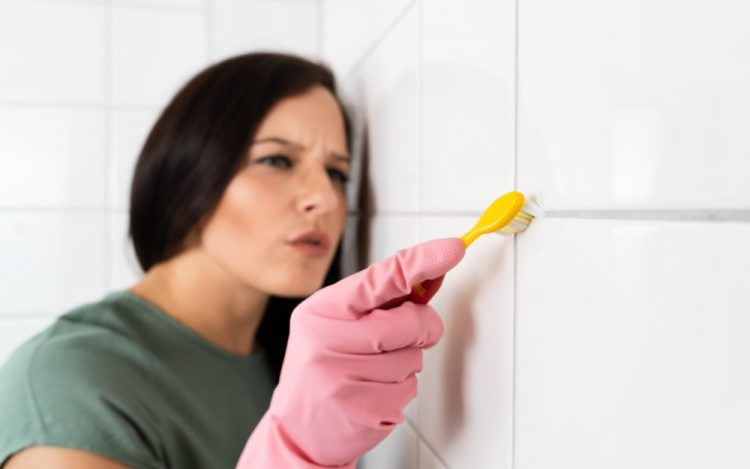 Clean your grout easily with the perfect tool